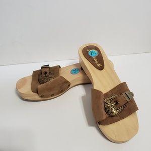 🆕️ Free People Women's Westtown Slide Clog Sandal